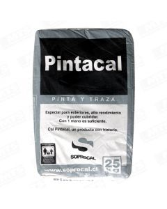 PINTACAL 7 ( SACO 25 KILOS)