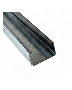 METALCOM MONT NOR 60X38X6X0.5X2400 MM