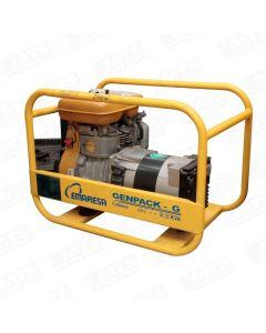 GENPACK 22 KVA. 2200 WATTS MOTOR ROBIN 5HP