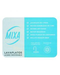 LAVAP SOB 1000X500 0.5MM COMB CDES ESC DER