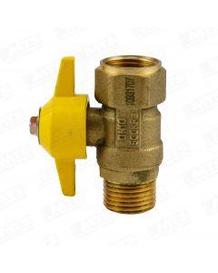 LLAVE DE GAS ISO 228 - ISO 7